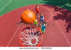 טורניר כדורסל משפחות STREETBALL