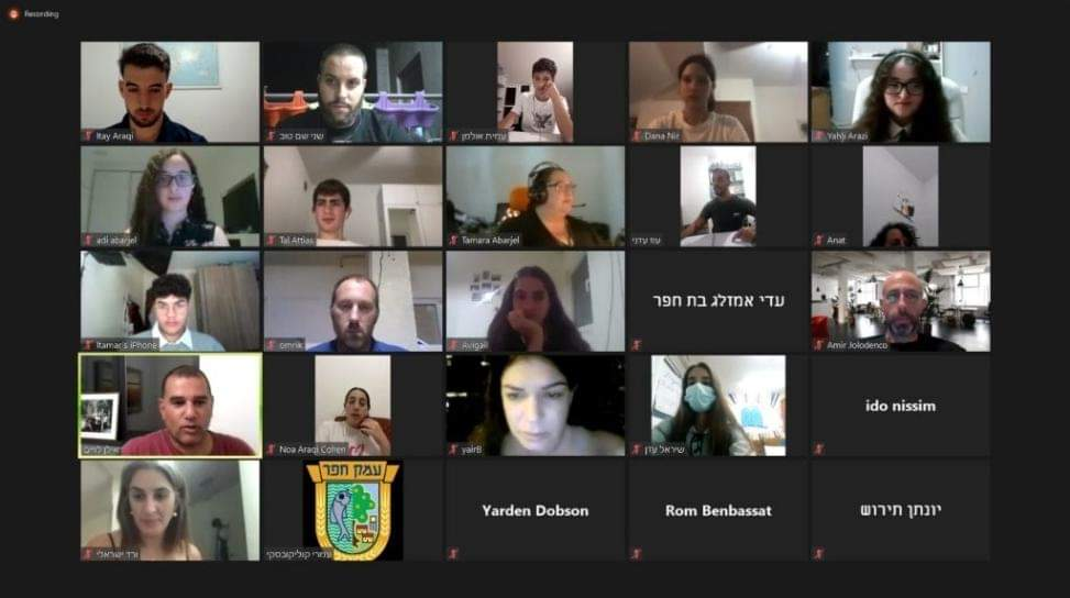 מועצת הנוער – נציגי היישוב